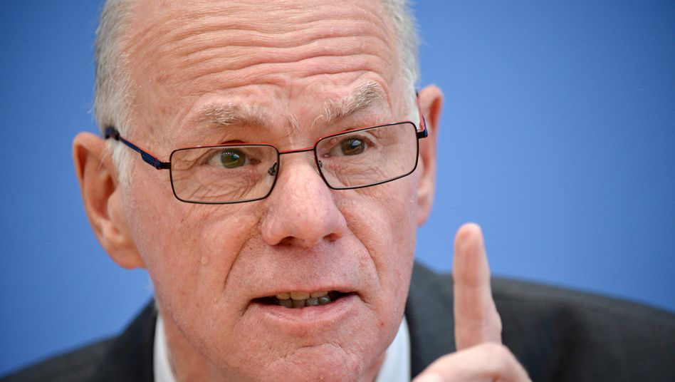 """Bundestagspräsident Norbert Lammert: """"Quote, Quote und nochmals Quote"""""""