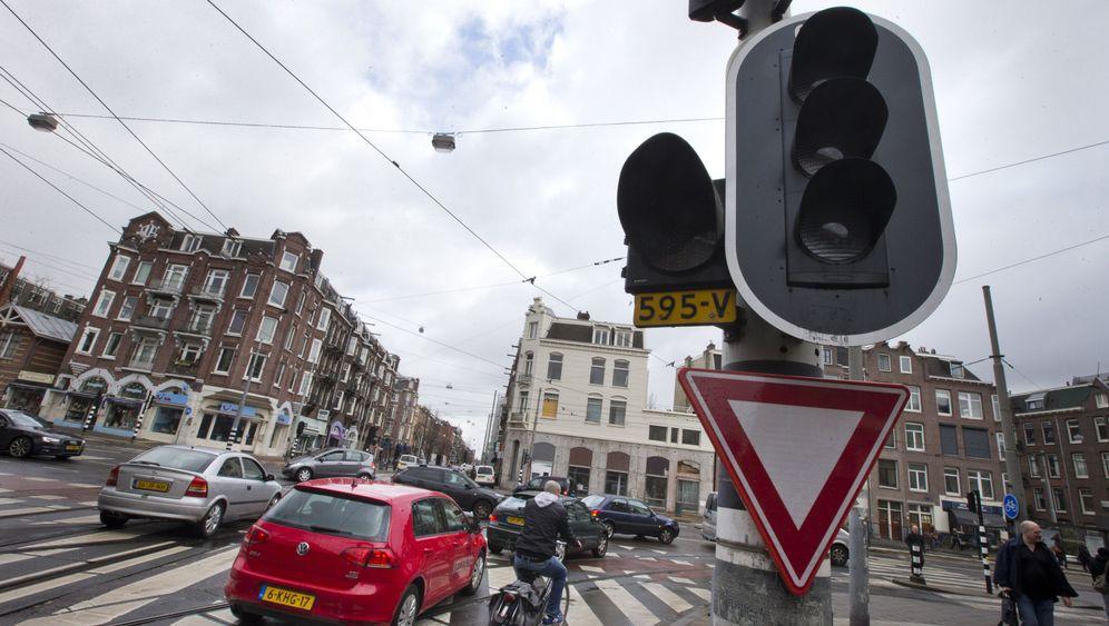 Amsterdam: Warten, bis der Strom kommt