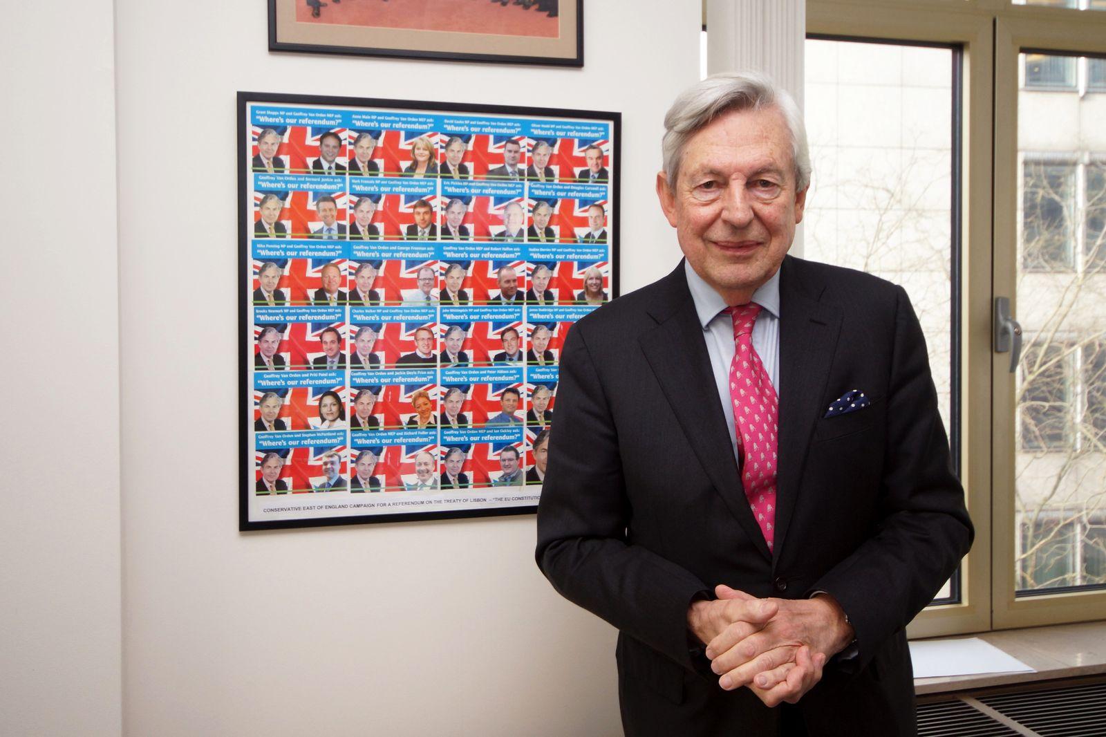 Geoffrey Van Orden