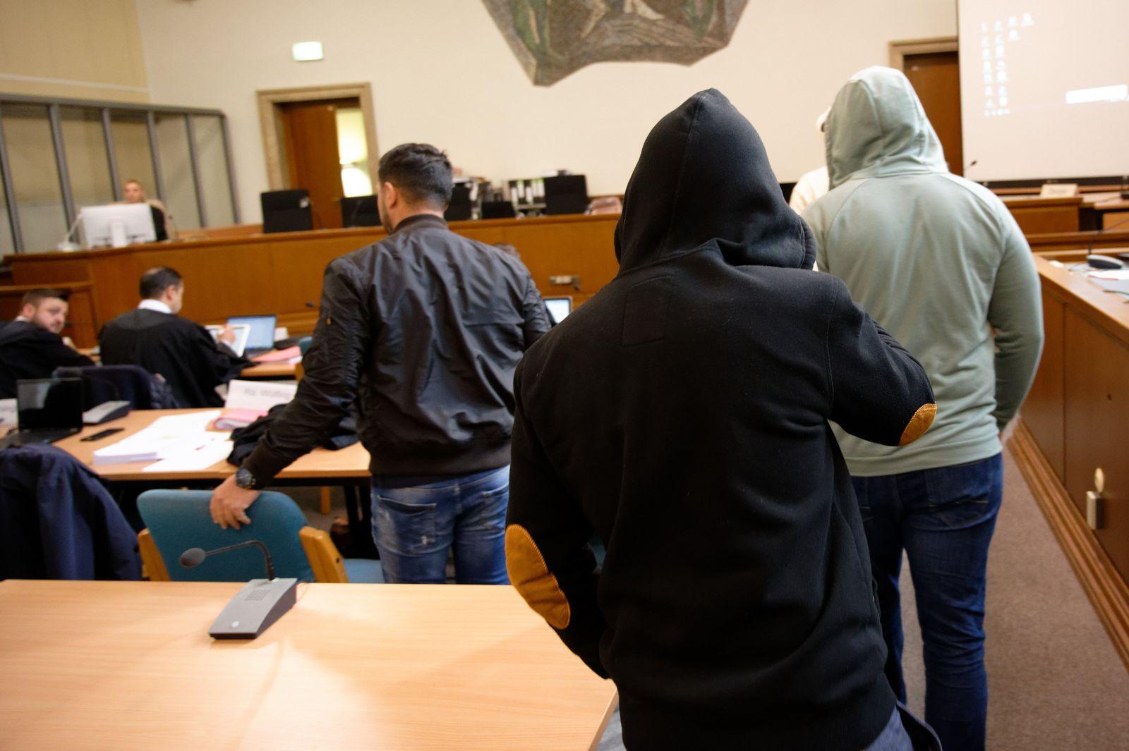 Prozess um die sogenannte «Scharia-Polizei»