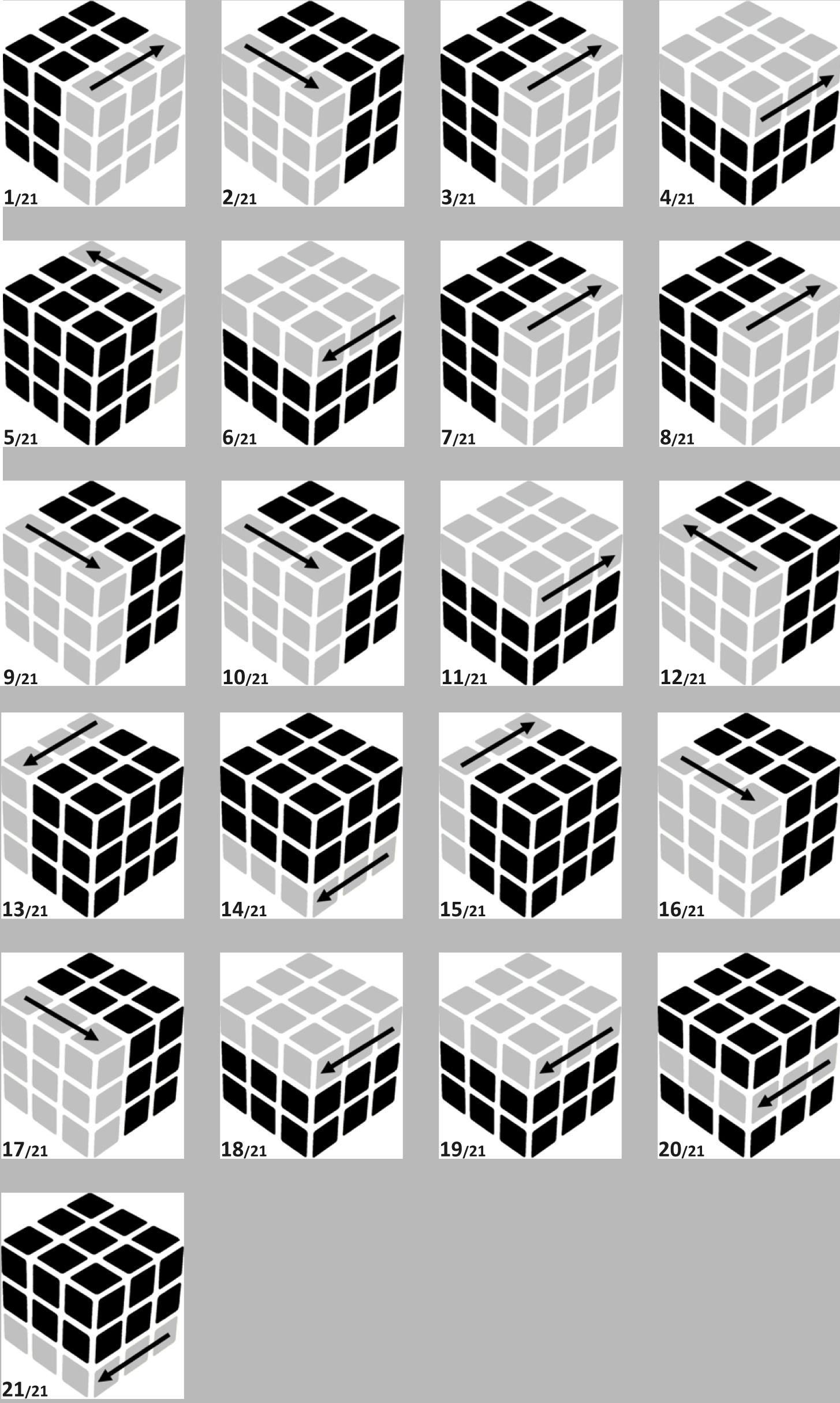 Schnell rubiks lösen cube Top 10