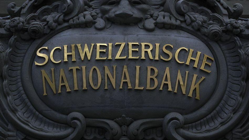 Schweizer Notenbank: Unfreiwillig in der Rolle des Spalters