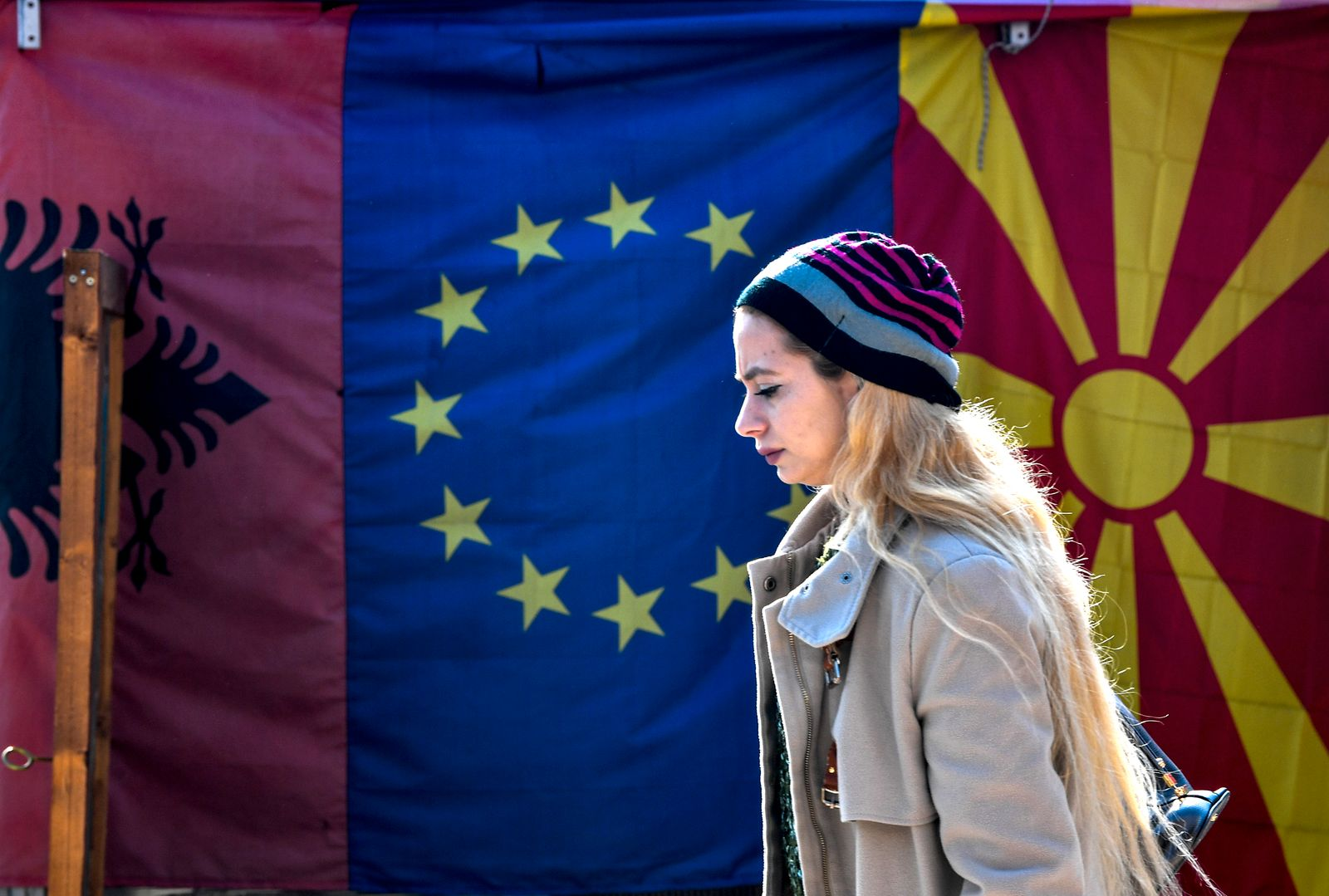 Reports: EU agrees to re-install accesion talks with Albania, North Macedonia