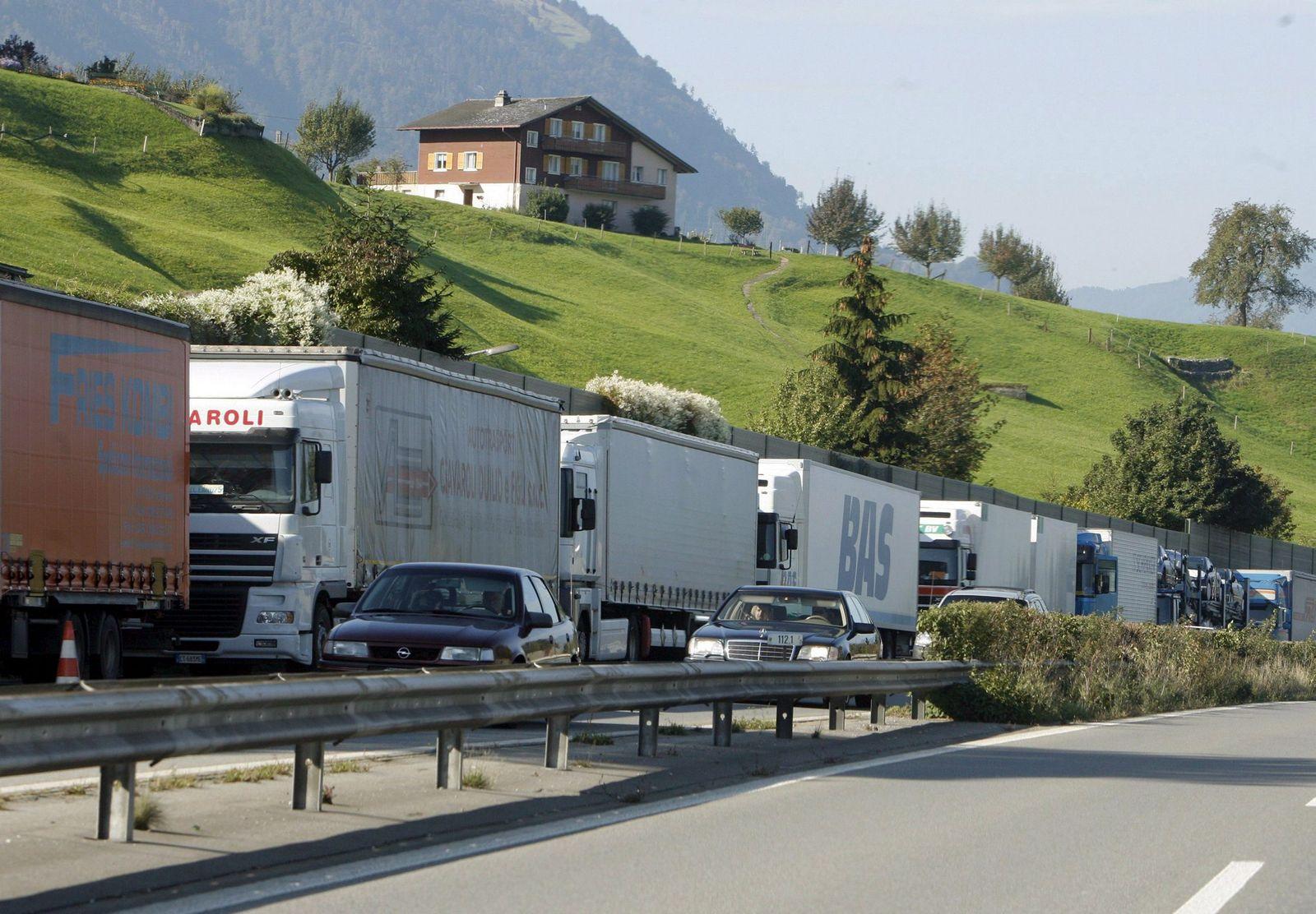Schweizer Autobahn A2
