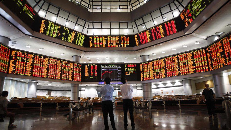 """Börse in Malaysia: """"Dann tue ich das eben im Ausland"""""""