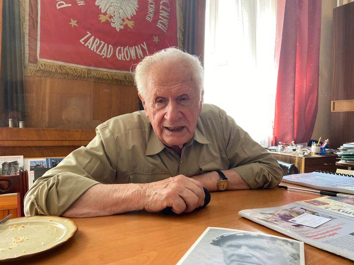 Stanisław Zalewski: »Ich bin ein Gegner der Errichtung von Denkmälern«