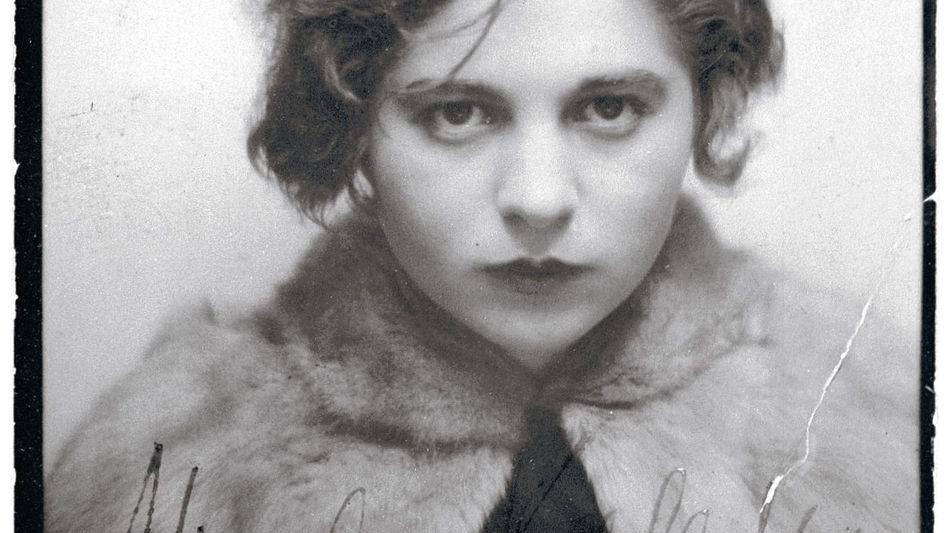 Schriftstellerin Kaléko um 1930: Da war was in den dreißiger Jahren in Berlin - aber eben vom weiblichen Stern