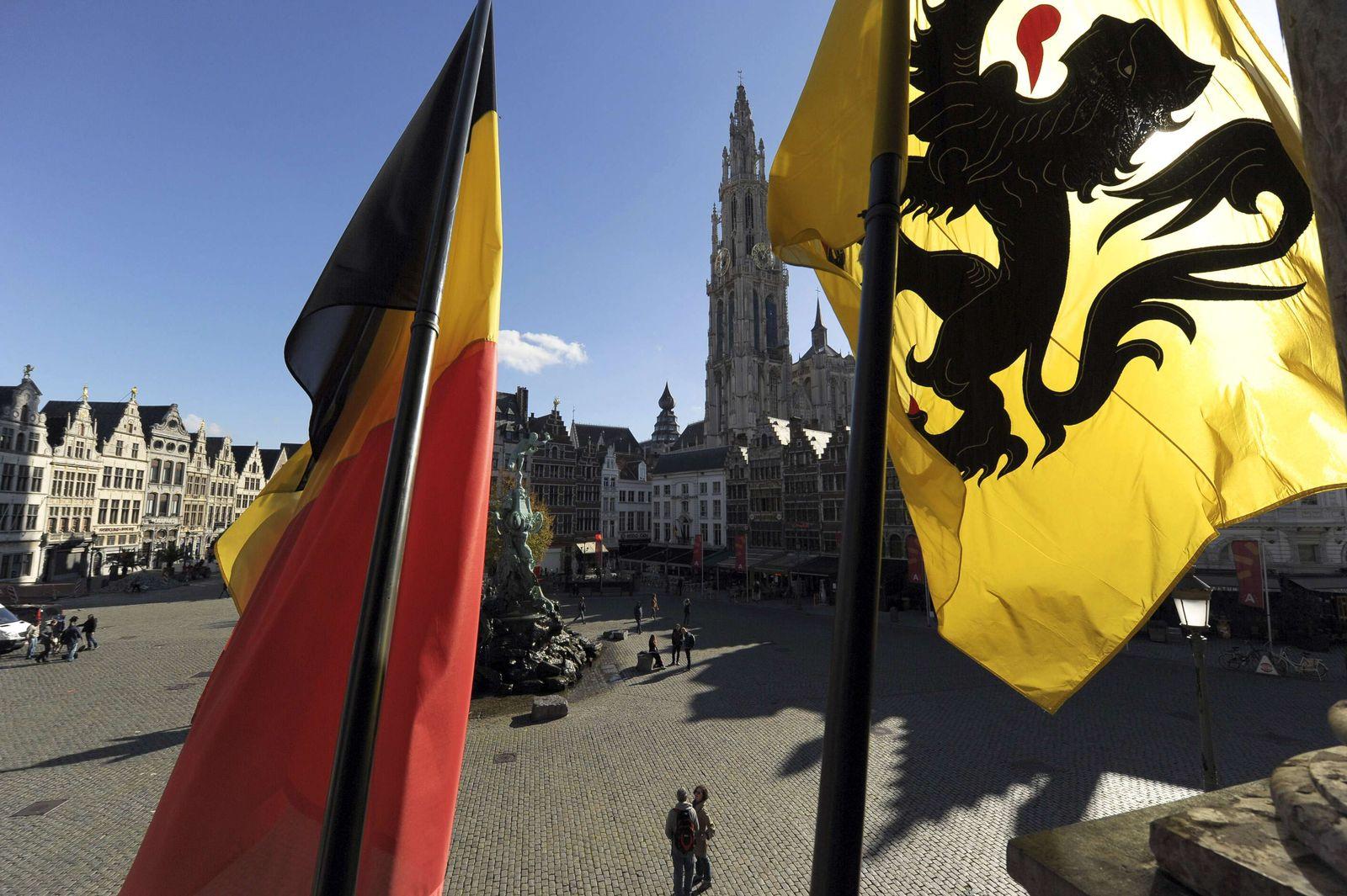Belgium Elections