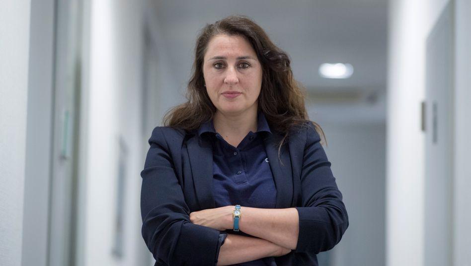 Seda Basay-Yildiz: Seit 2018 im Fokus von Drohbriefschreibern