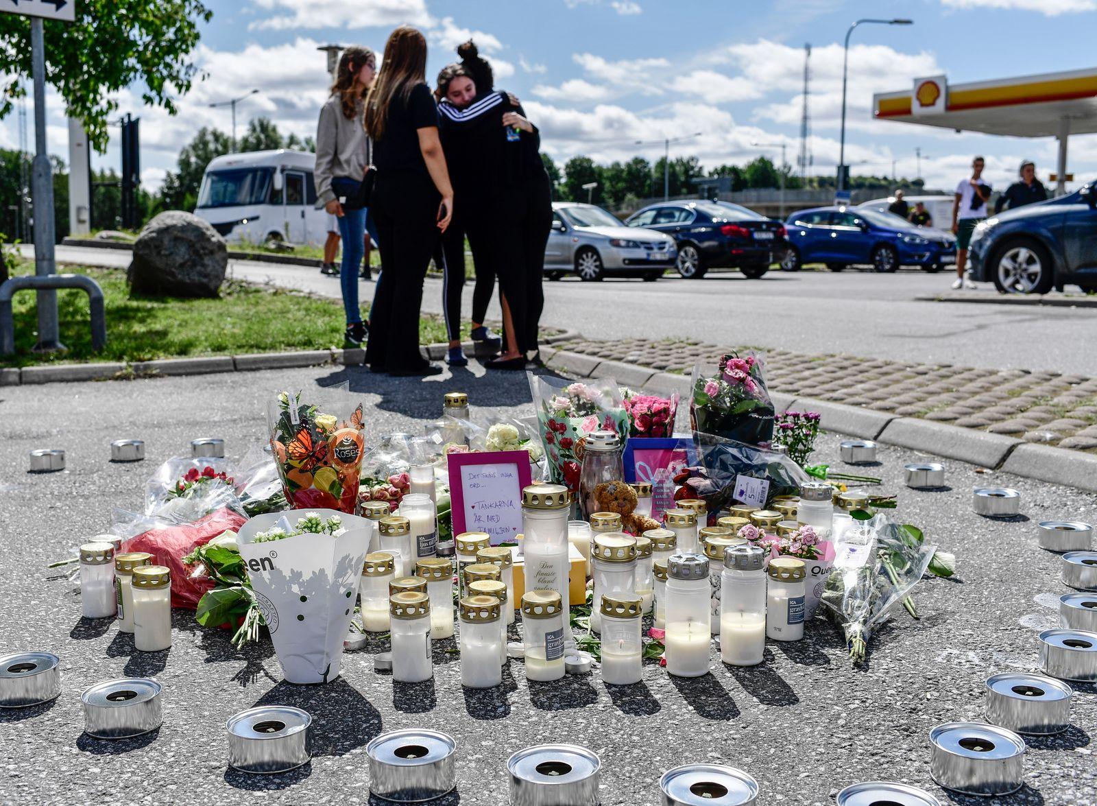 Sweden Shooting
