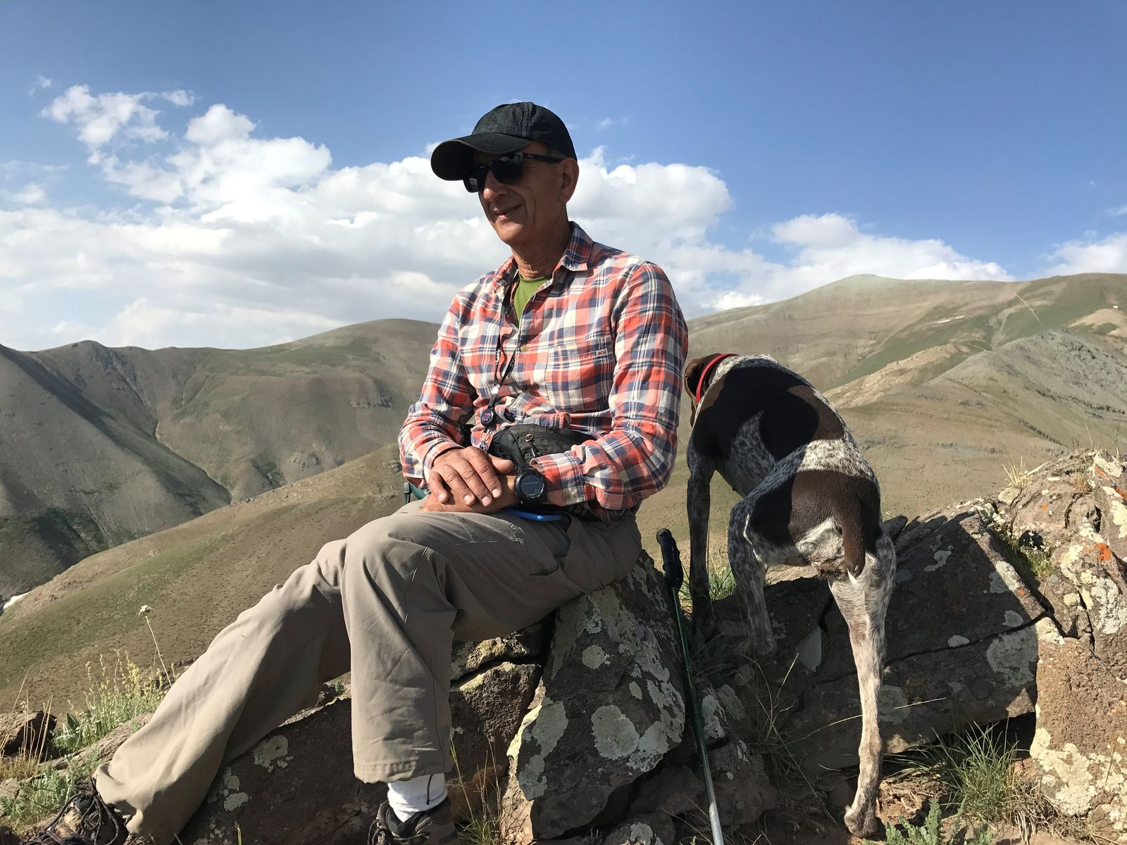 Naturschützer Kavous Seyed Emami