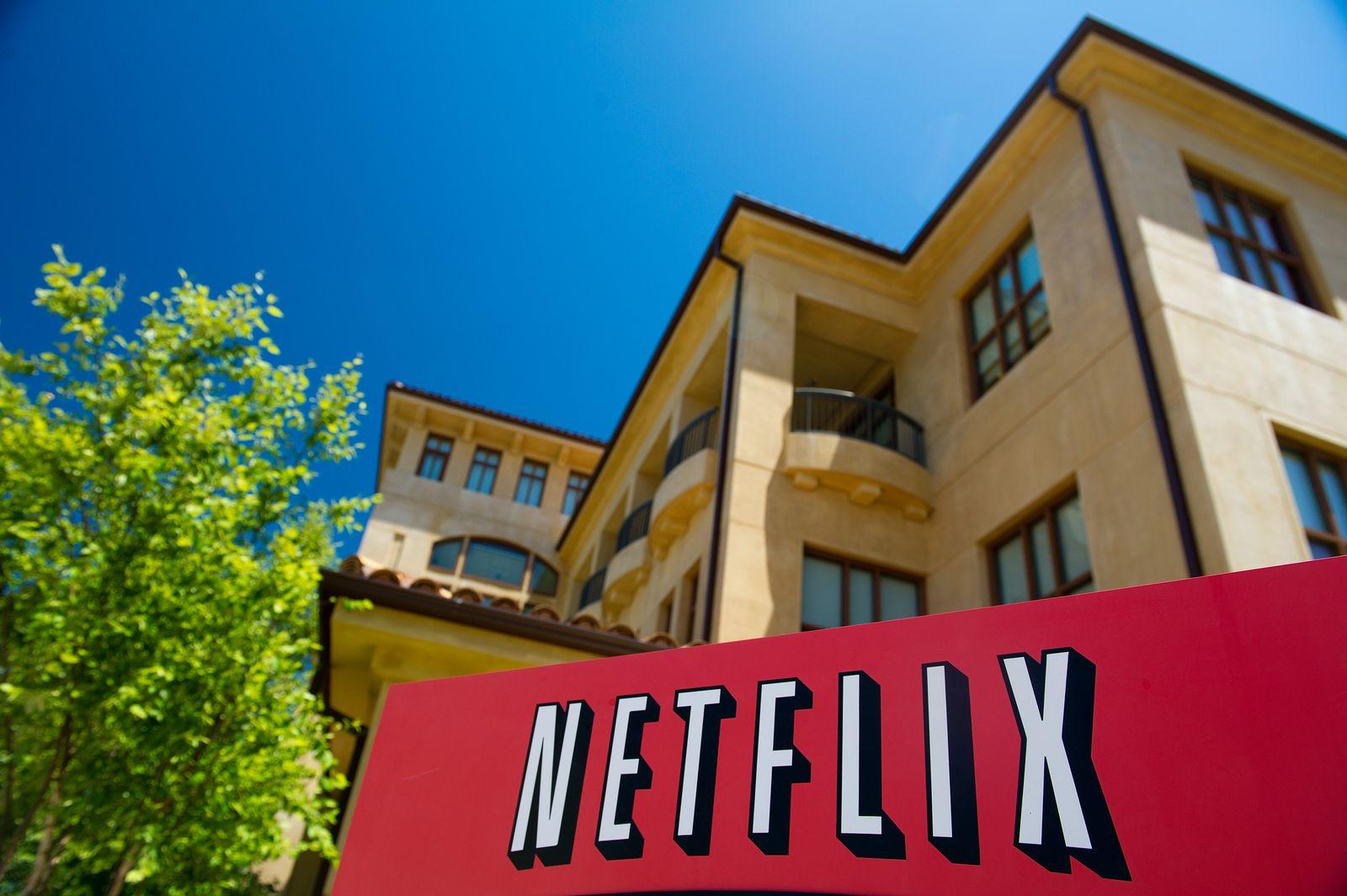 EINMALIGE VERWENDUNG Netflix Los Gatos