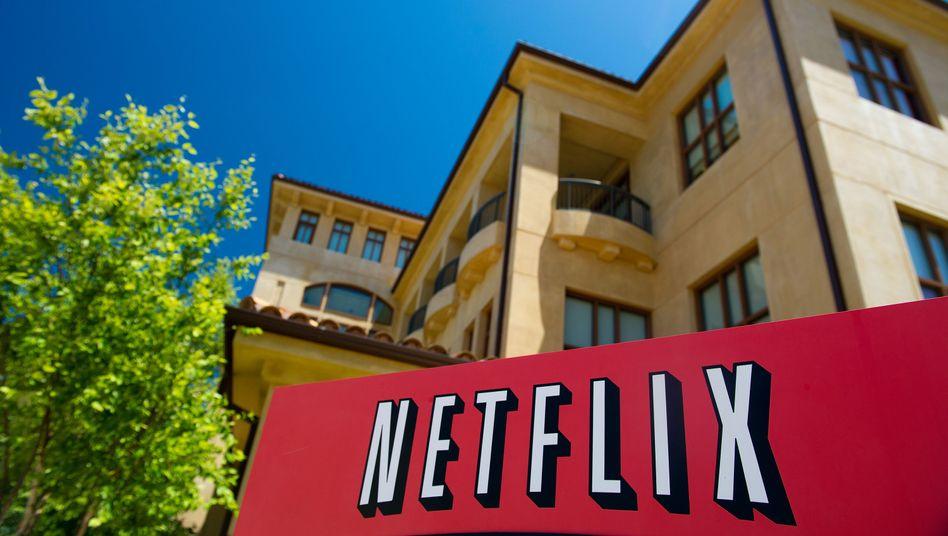 Von hier ging die Revolution aus: Das Netflix-Hauptquartier in Los Gatos, Kalifornien