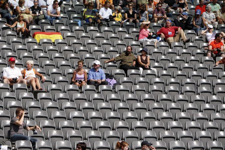 """Zuschauer im Olympiastadion: """"Riesiger Run auf die Tickets"""""""