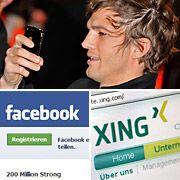 Twitter-Promi Ashton Kutcher: bald mit Echtheitszertifikat?