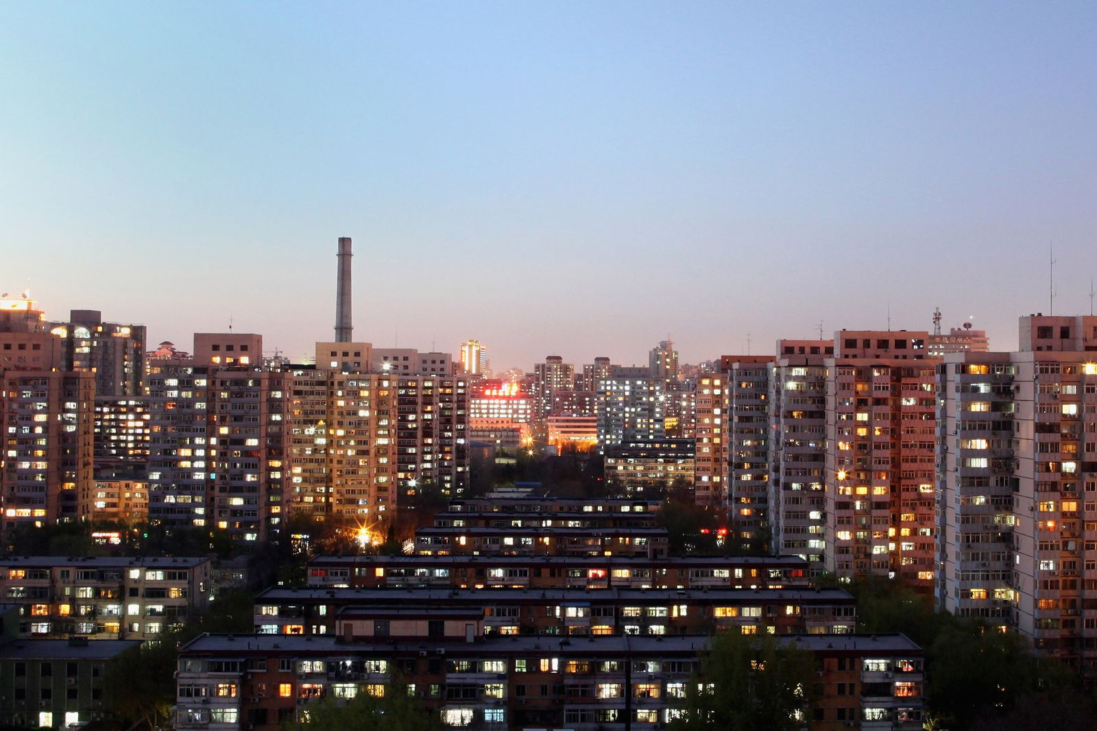 China Peking Megacity