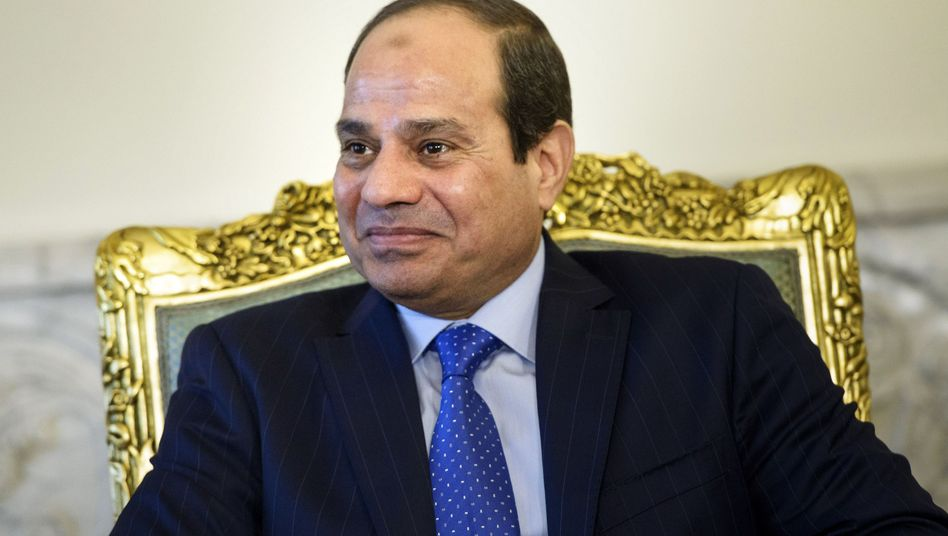 Ägyptens Staatschef Sisi: Kritische Berichterstattung unerwünscht