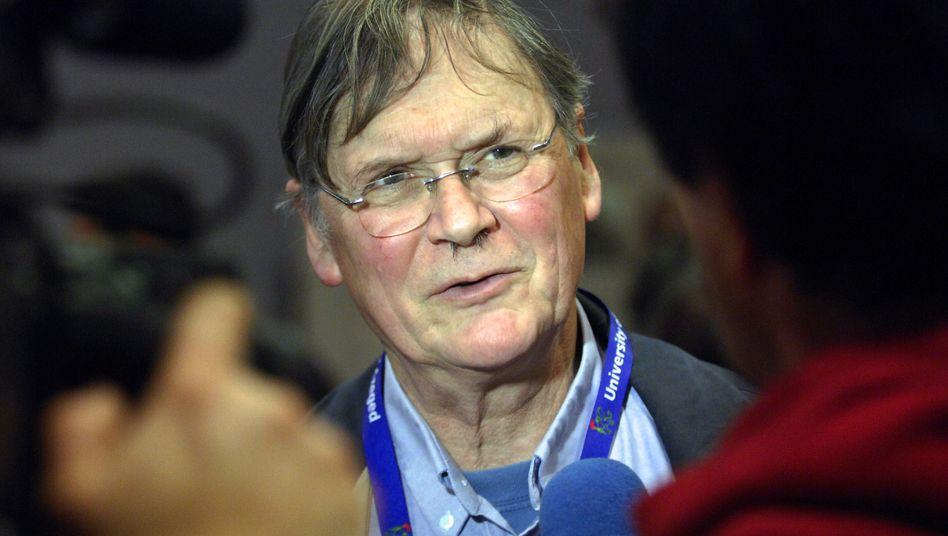 Nobelpreisträger Hunt (Archivbild 2012): Zukunft mit Quitten