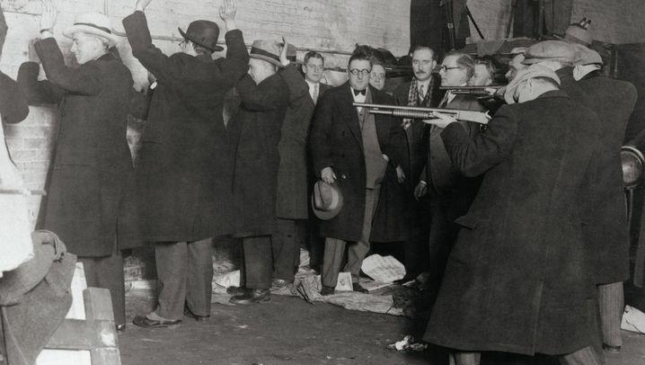 """Valentine's Day Massacre"": War es Al Capone?"