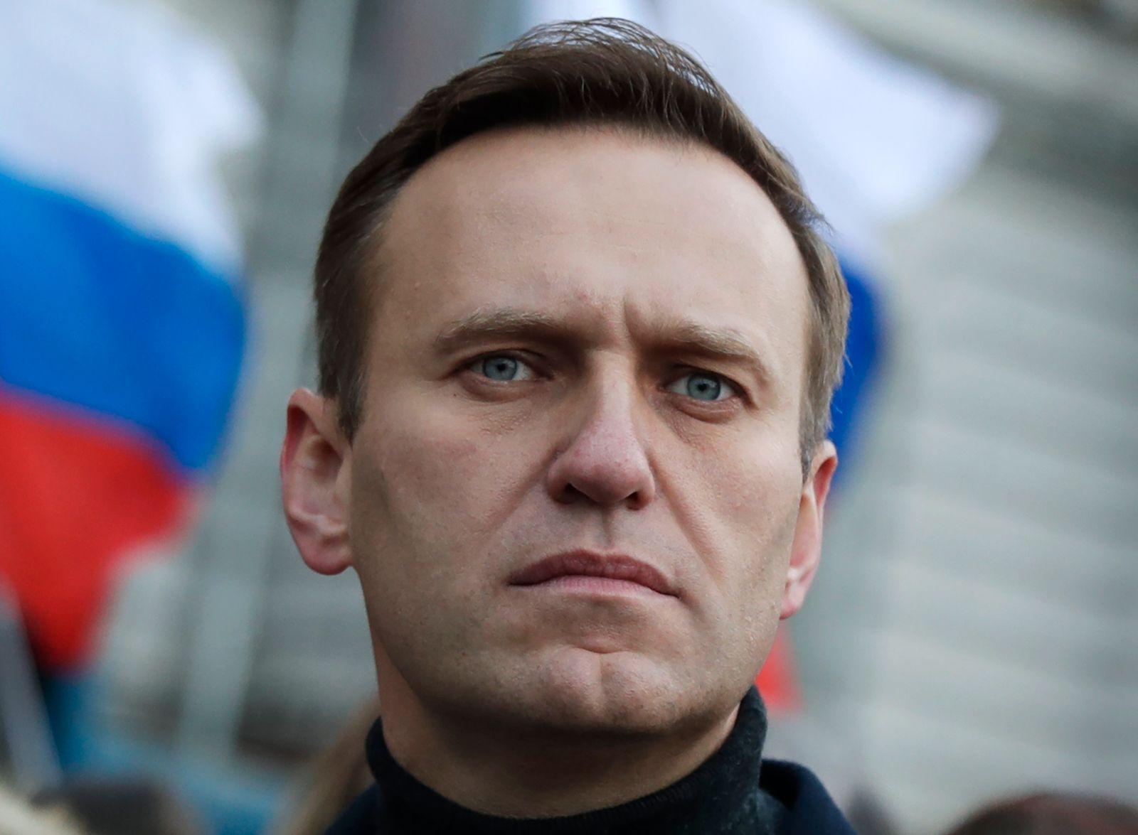 Kremlgegner Alexej Nawalny