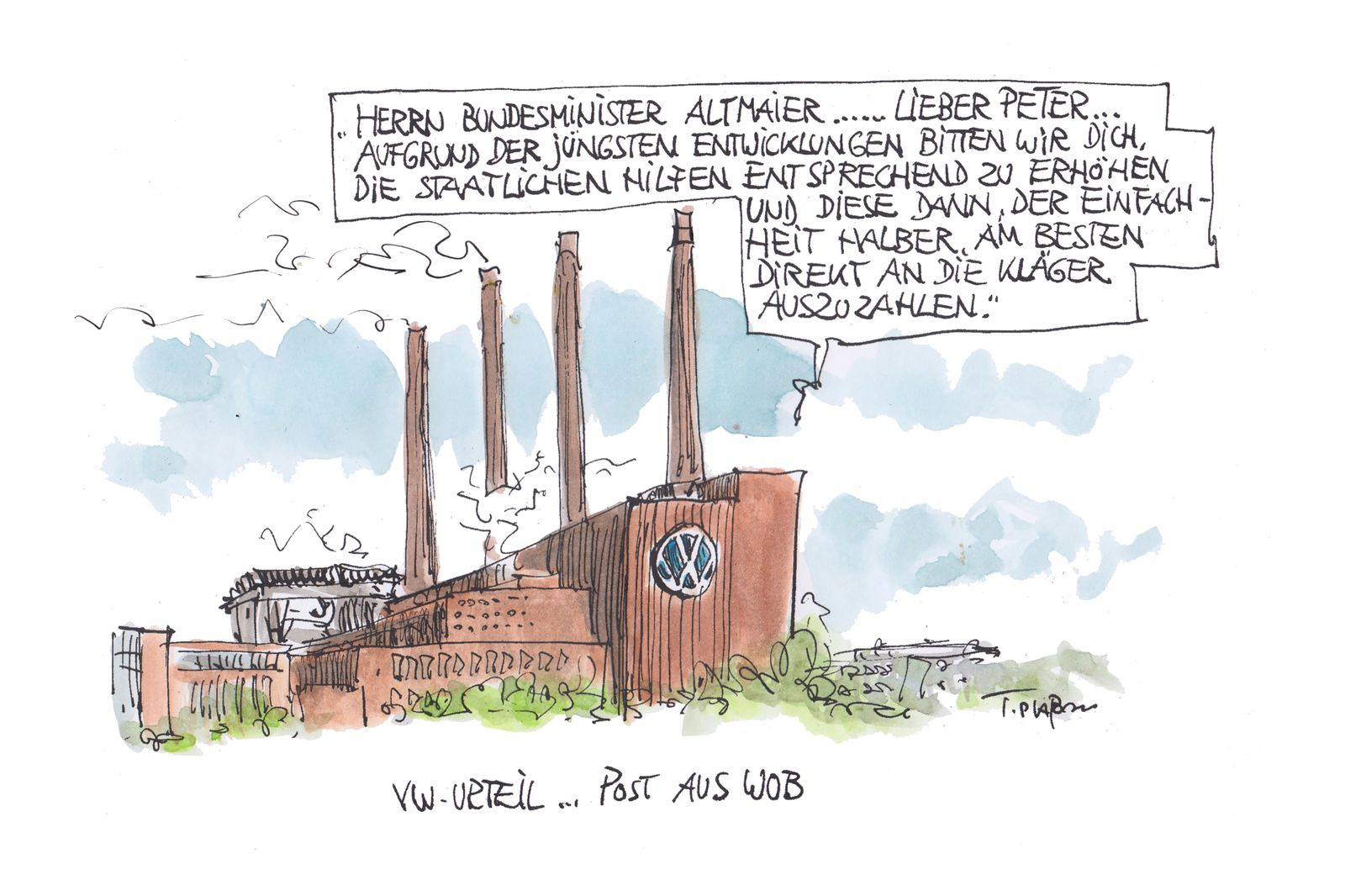 Cartoon 26.05.20
