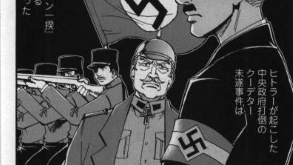 """""""Mein Kampf""""-Manga: Hitler im Hosentaschenformat"""