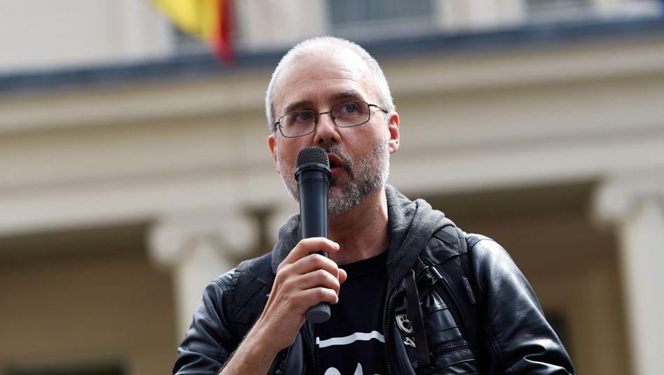 Jordi Casamitjana empfindet seinen Veganismus als Glaubensrichtung