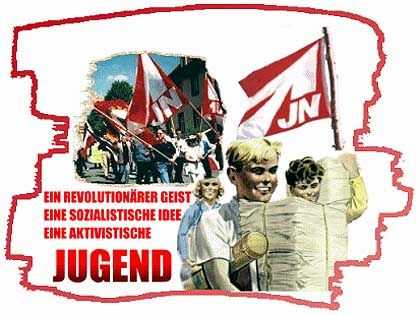 """Die """"Schuloffensive"""" der Jungen Nationaldemokraten: Kuscheln, deutschtümeln, für die rechte Sache kämpfen"""