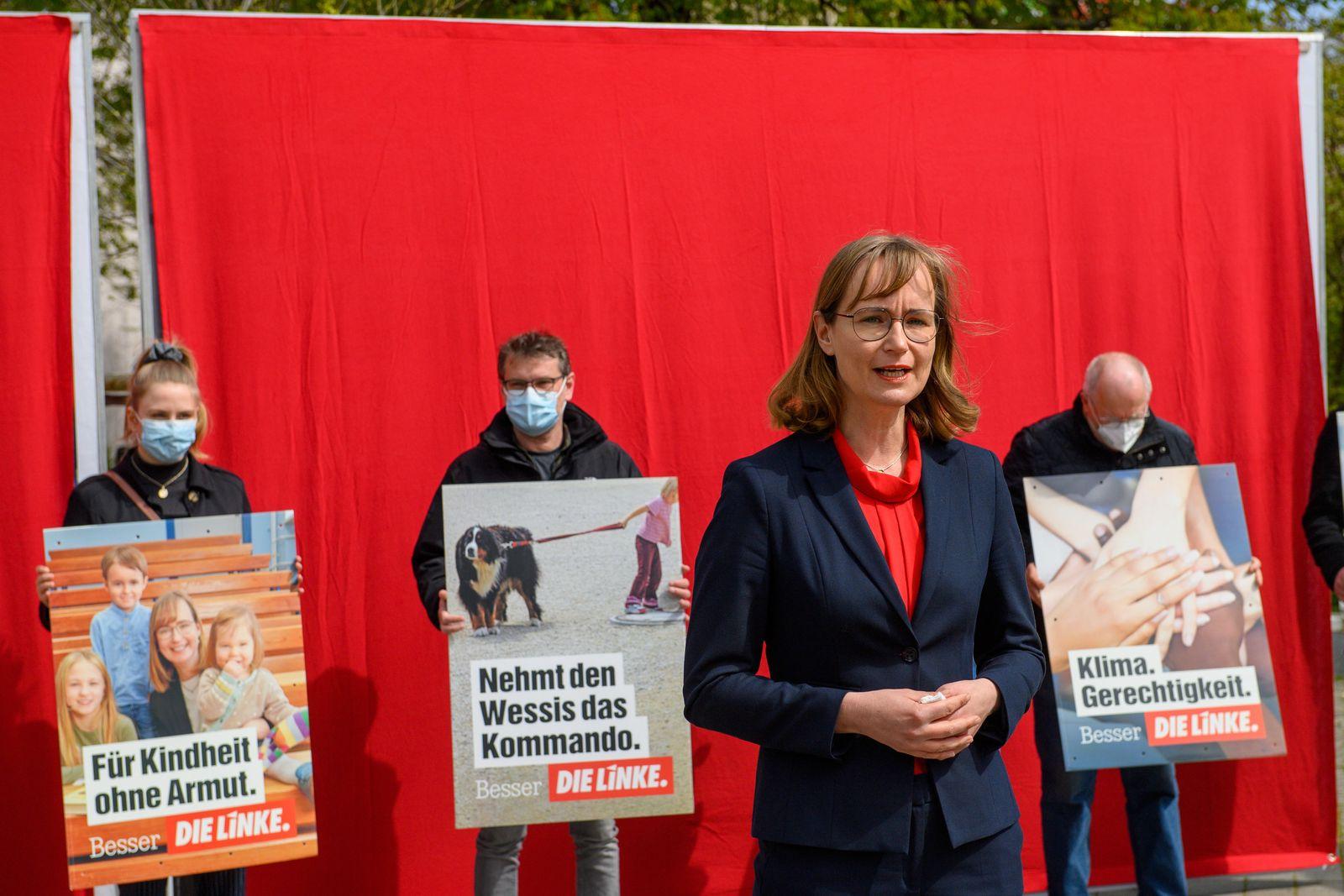 Kampagnenpräsentation der Linken Sachsen-Anhalt