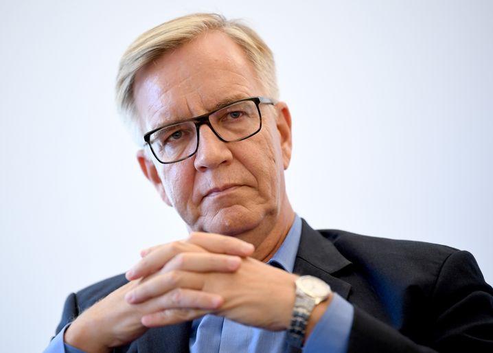 """Dietmar Bartsch (Archiv): """"Ich will keine soziale Spaltung über das Schnitzel"""""""