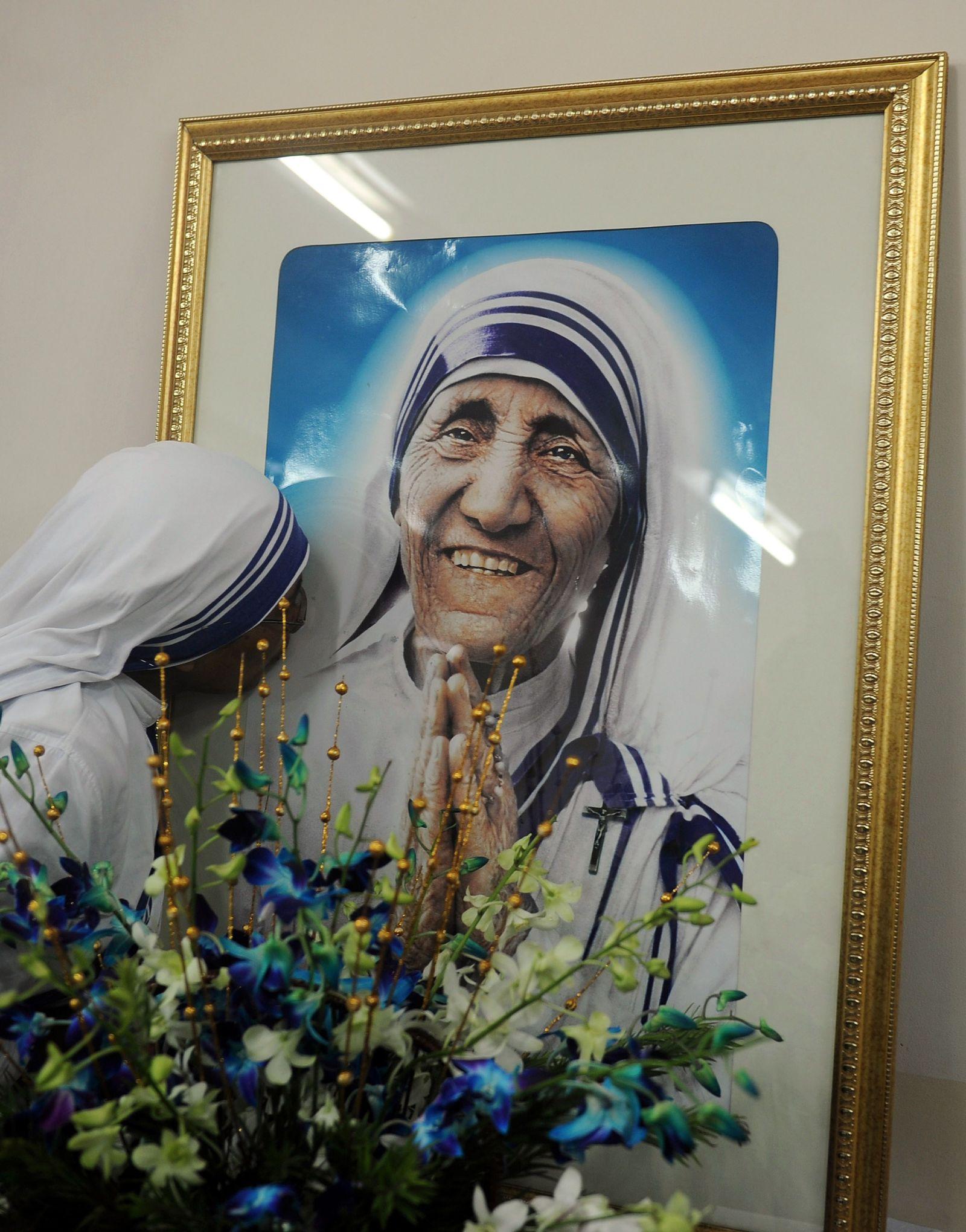 INDIA-VATICAN-POPE-RELIGION-TERESA-FILES