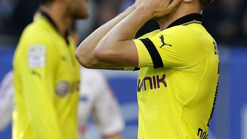 BVB-Spieler Jakub Blaszczykowski: Überlegen, aber am Ende unterlegen