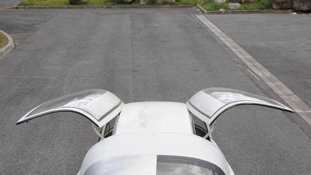 Prototyp Citroën C10: Leicht und windschlüpfig