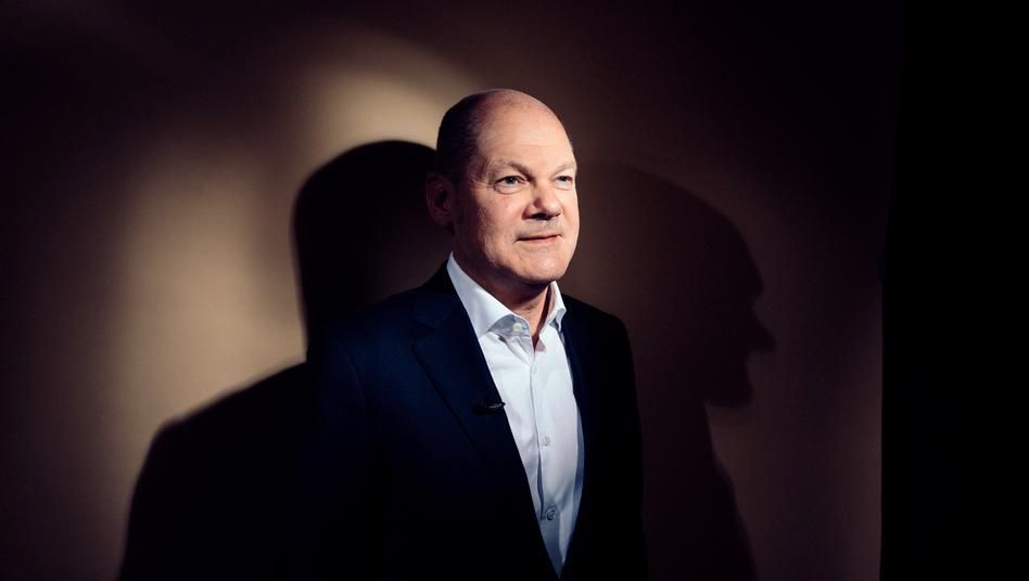 Finanzminister Scholz: Hoffnungswerte und Luftbuchungen