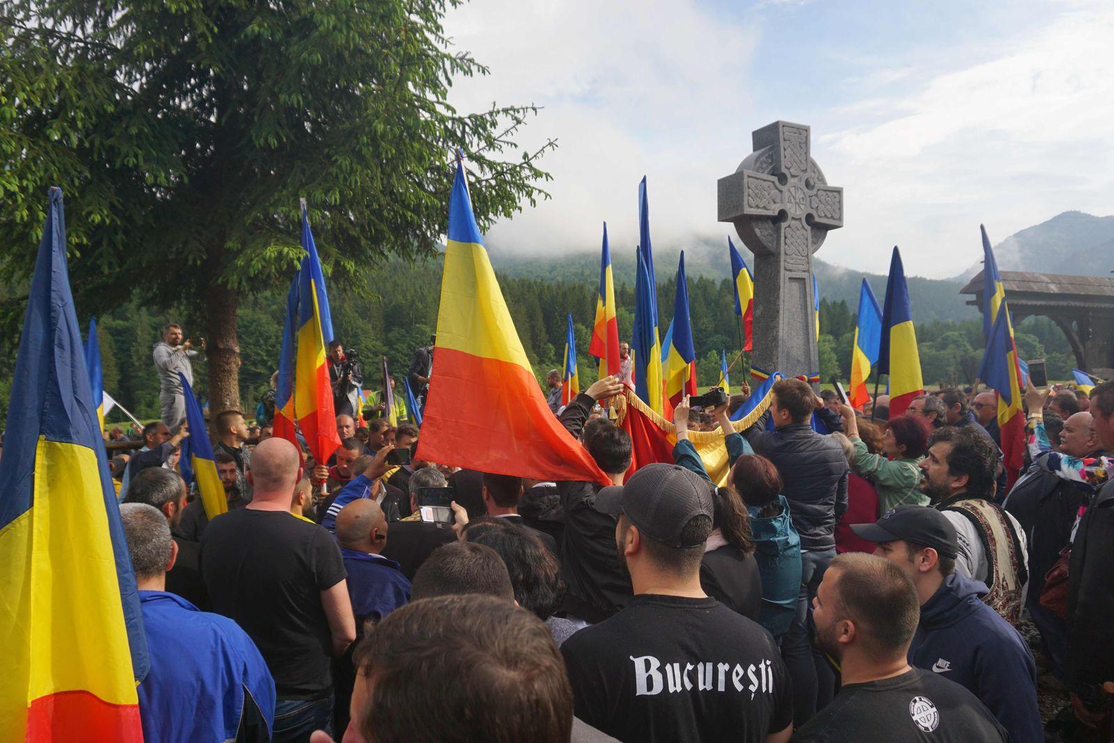 Rumänien/ Friedhof