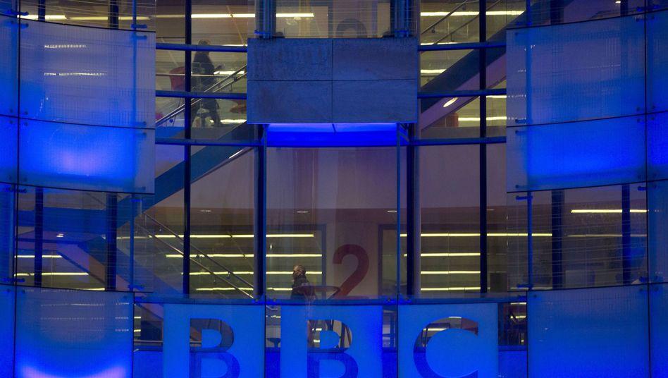 BBC-Zentrale in London