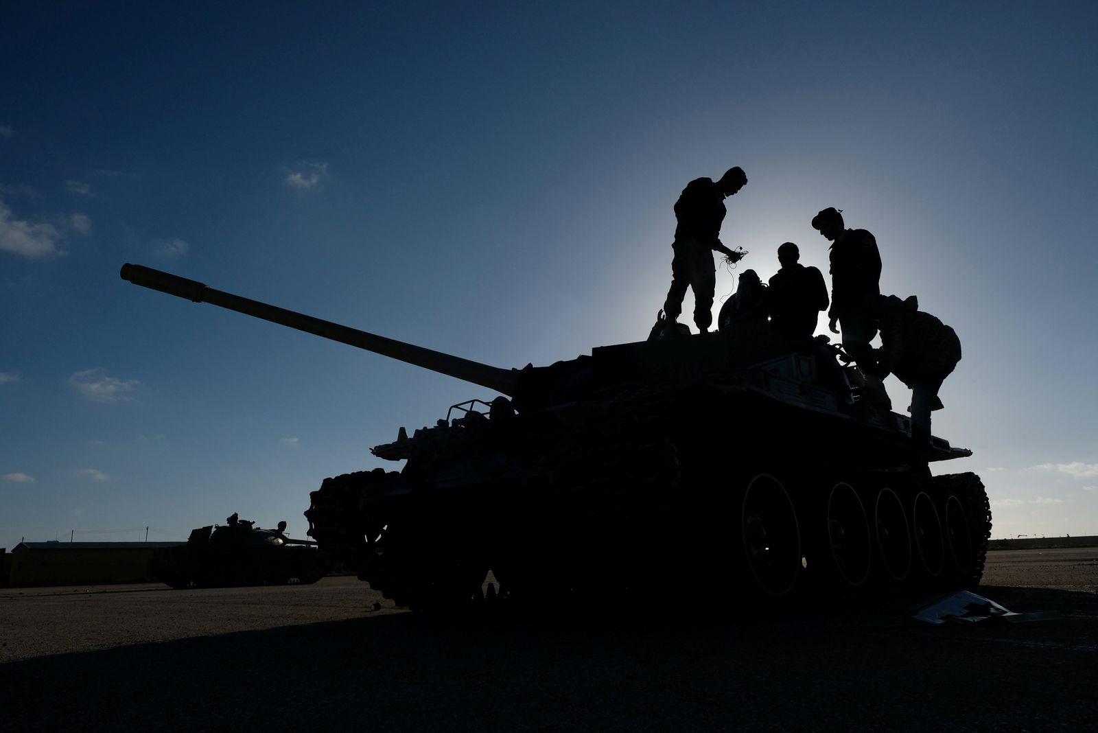 Libysche Nationale Armee