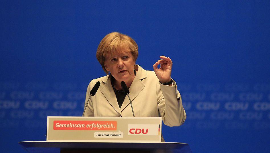"""Merkel zum G-20-Gipfel: """"Ich finde es nicht in Ordnung"""""""