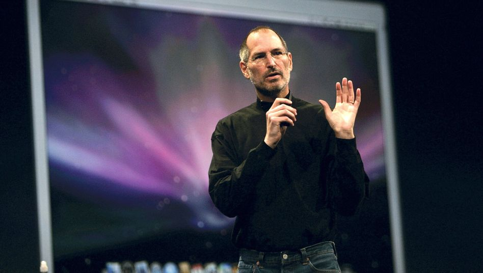 Konsequent kompromisslos: Der Apple-Mitgründer Steve Jobs