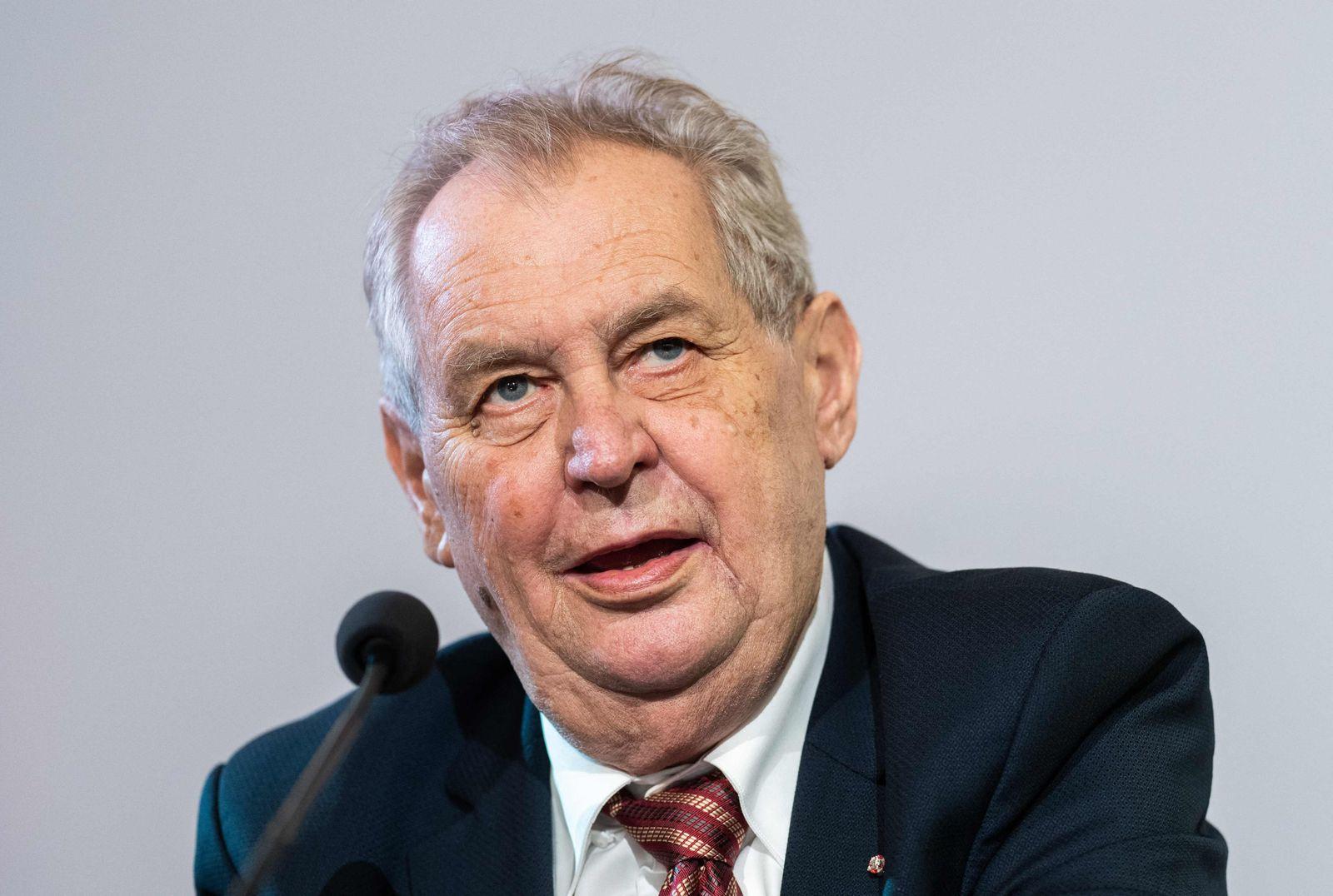 AUSTRIA-CZECH-POLITICS-DIPLOMACY