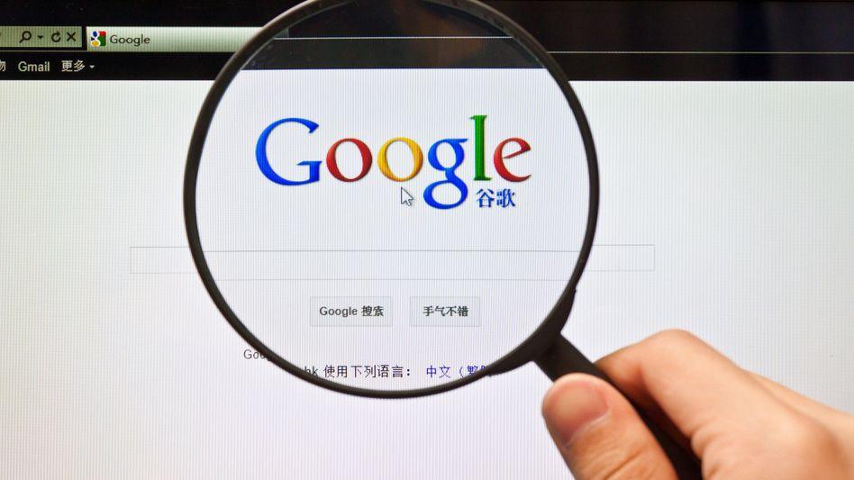 Google in China: Die Suchmaschine ist kaum noch nutzbar