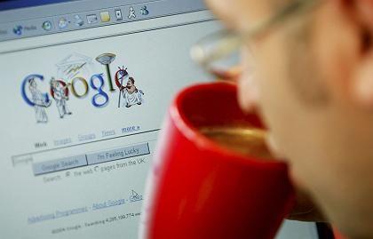Google-Anfrage: Von LexiScout gekapert