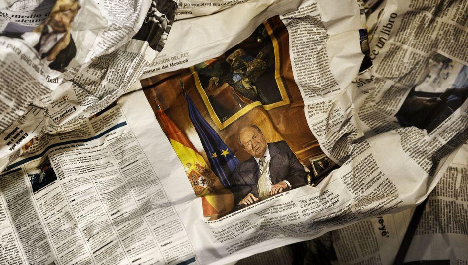 Abdankung von Juan Carlos: Vertrauen gewonnen, Vertrauen verspielt