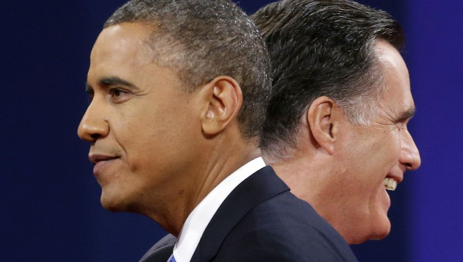 Barack Obama and Mitt Romney: both have been shunning the truth to avoid losing votes.