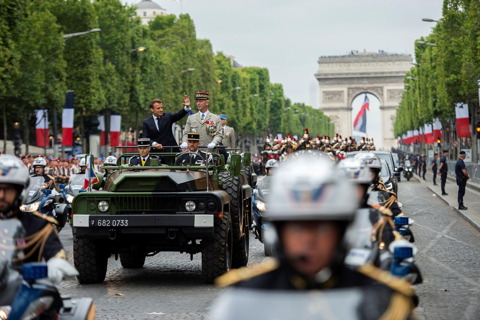 FRANCE-NATIONALDAY/