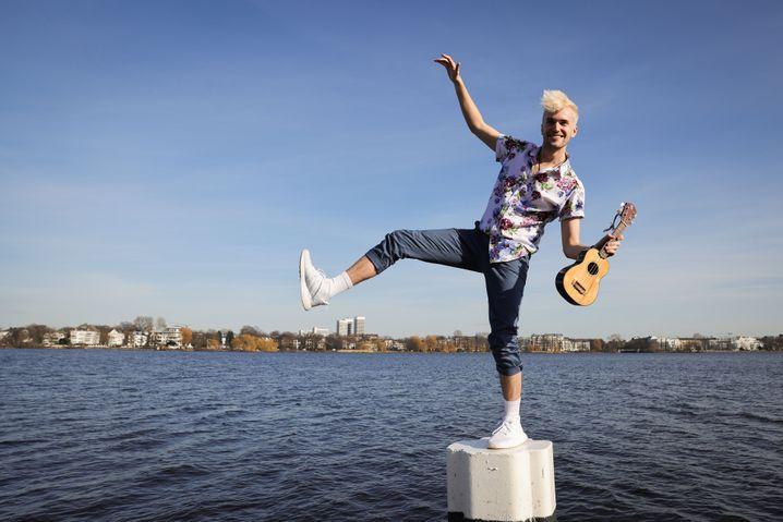 Jendrik Sigwart wird Deutschland beim Eurovision Song Contest 2021 vertreten