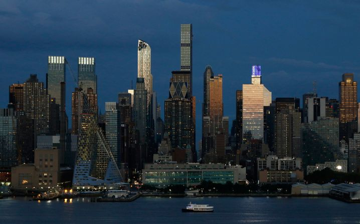 "New Yorks neue Skyline mit ""Viagra""-Türmen"