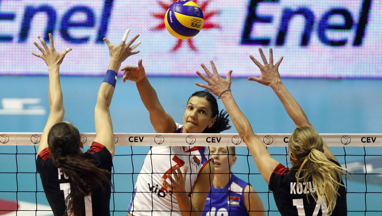 Volleyball Em Finale