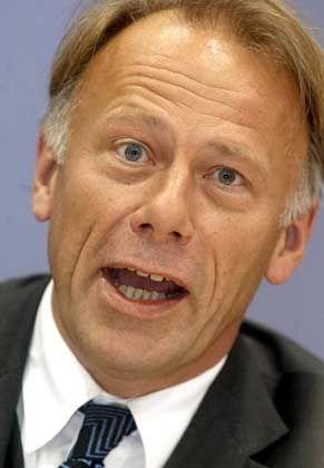 Ambitionen aufs Auswärtige Amt: Jürgen Trittin
