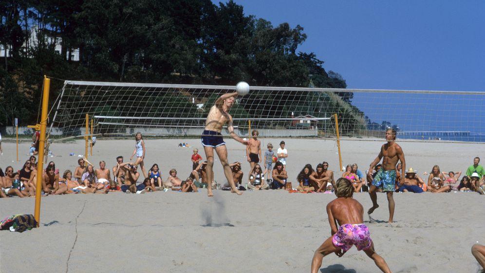 Beachvolleyball-WM: Von den Stränden Kaliforniens in die Welt